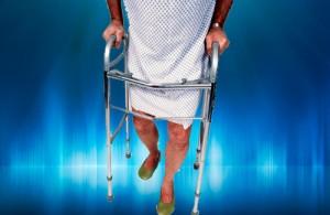 Лечение перелома коленного сустава