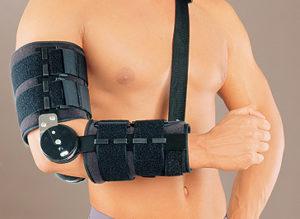 реабилитация при переломе локтевого сустава