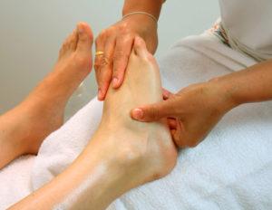Лечение маршевого перелома
