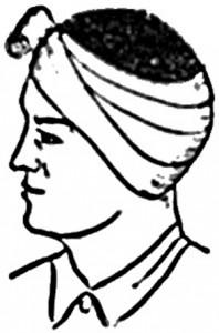 Повязка при переломе уха